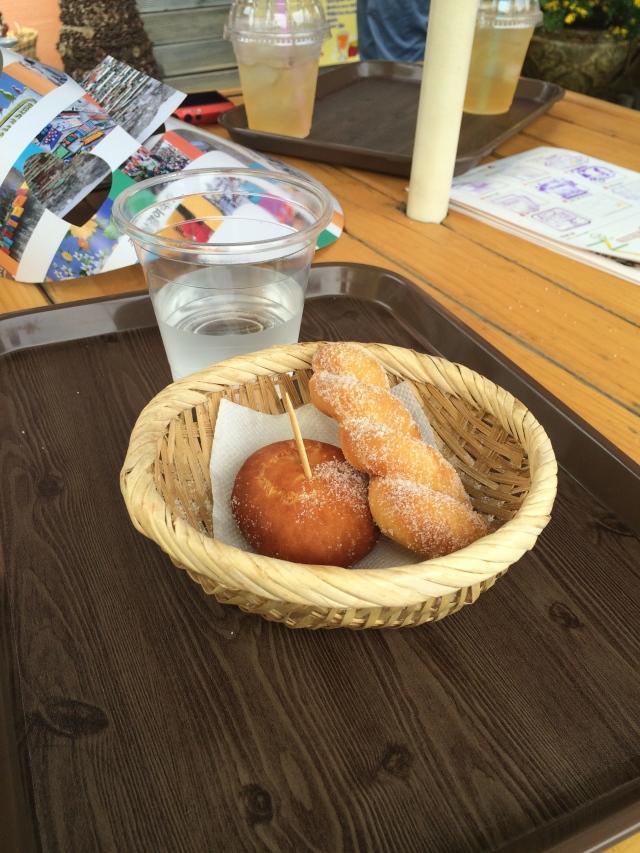 mmmm....doughnuts