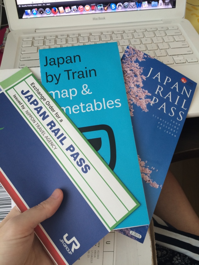 I got a map and information guide for free when I ordered my rail pass voucher