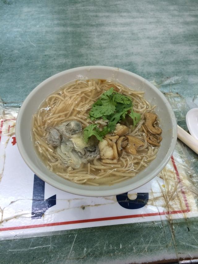 oyster noodles