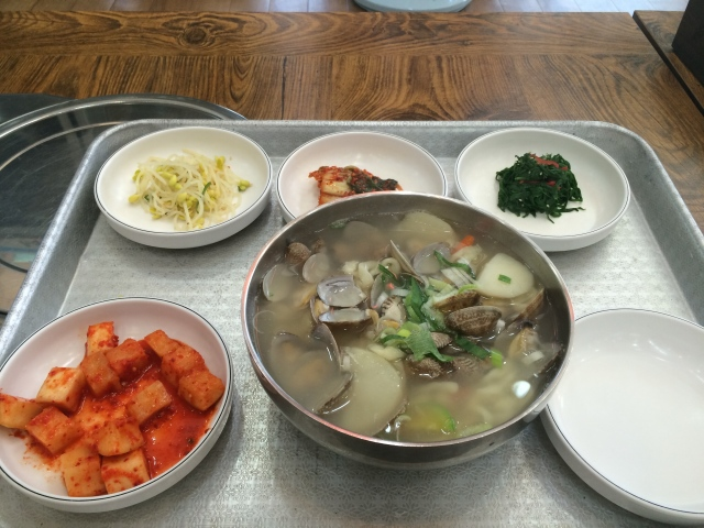 I would go back to Boseong just for this soup