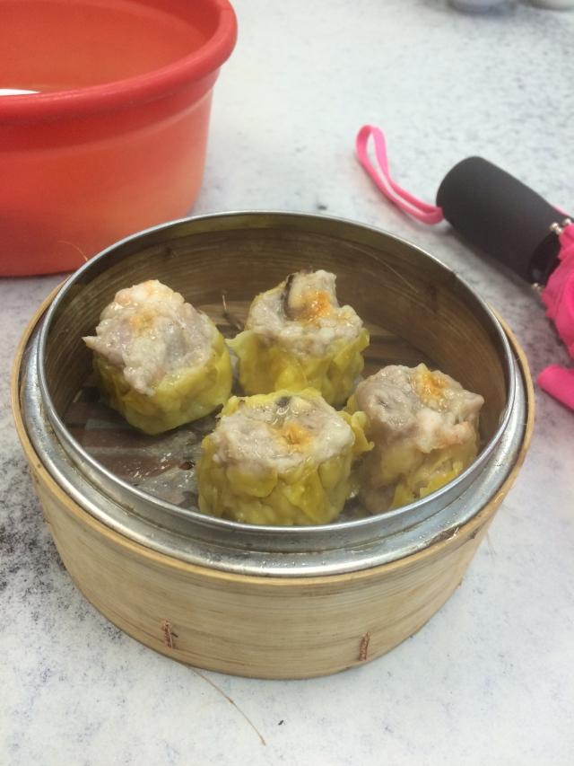 Shrimp Shu Mai, delicious!