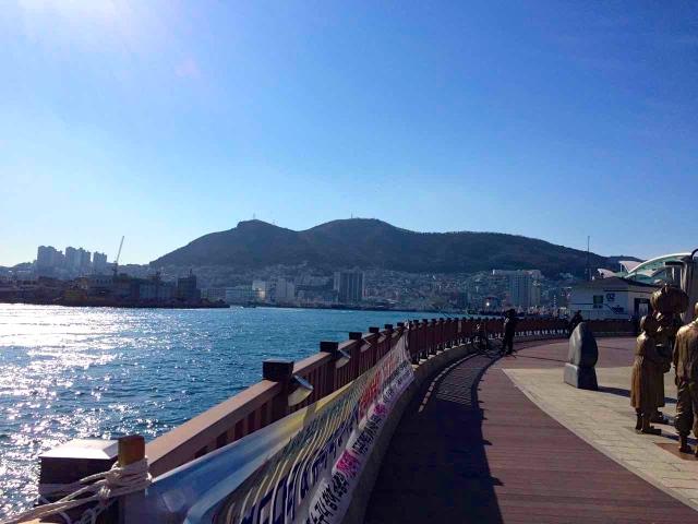Busan, Korea's second largest city