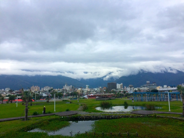 Hualien is a beautiful place